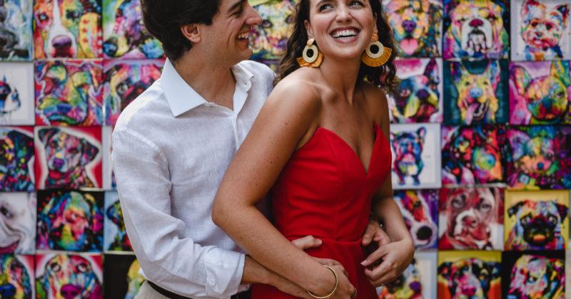 Sesión Casual - Adriana y Carlos