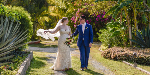 Lauren & Rodrigo - Hacienda Dzibikak Wedding