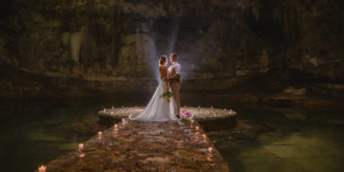 Mayan Wedding - Suytun Cenote