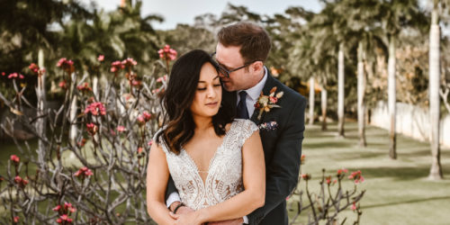 Julie & Chris - Destination Wedding Hacienda Sac-Chich