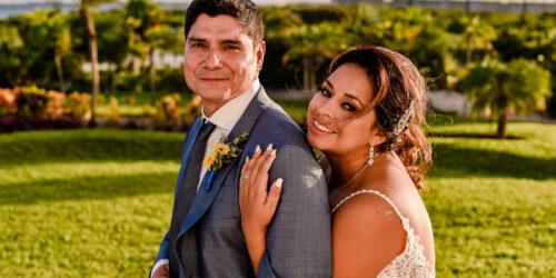 Karen y Victor - Boda en Riu Palace Costa Mujeres